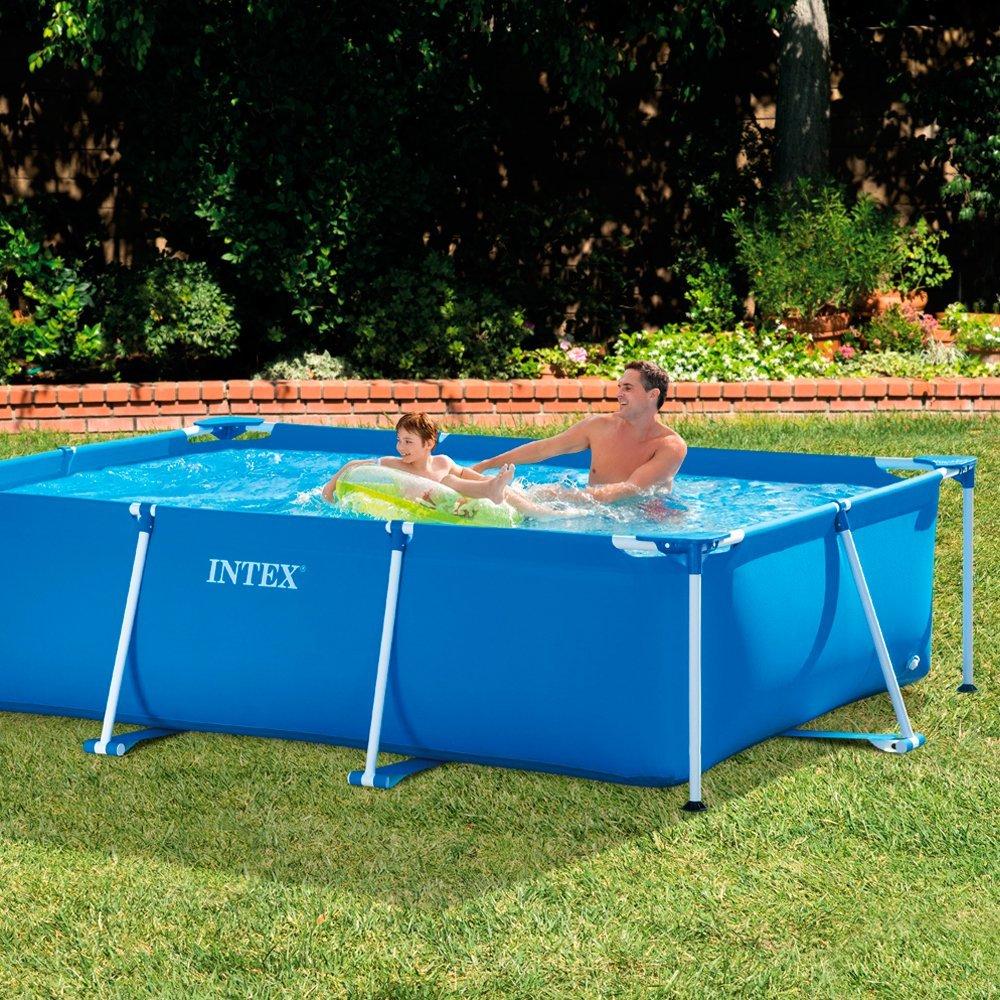 Beautiful piscina da terrazzo ideas house design ideas for Piscine intex prezzi e offerte
